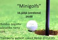 MINIGOLS